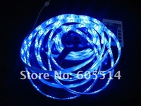 [Seven Neon]christmas waterproof flexible 150leds 5050 led smd strip with free DHL shipment