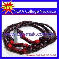 South Carolina Gamecocks 21 Inch Titanium Necklace