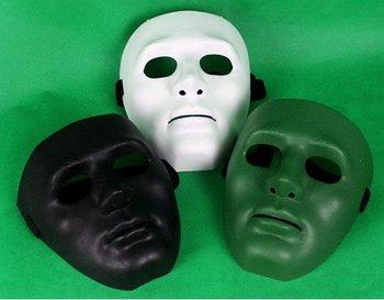 30pcs/lot jabbawockeez 2012 vegas for dancing  mask Hip-hop mask EMS free shipping