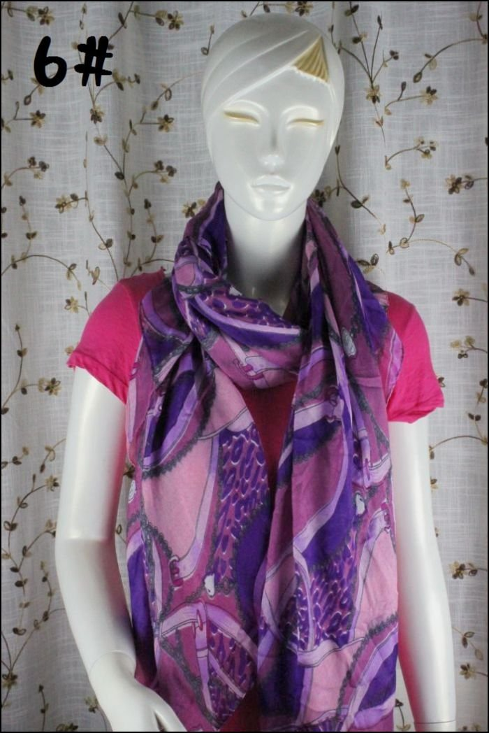 10% discount.LADY'S fashion cotton printed Leopard grain scarfs.girl's long scarves.10 color.160*50cm.40pcs/lot.