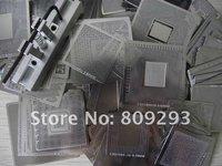 (190 pcs/set) BGA Stencil BGA Reballing Stencil Kit with direct heating reballing station