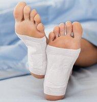 100 pcs/lot New Detox Foot Pad Patch & Adhesive Sheets DHL Shipping