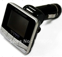 1.4 inch 2G remote control T893 Car MP3 Player Foldable FM Transmitter suitable for small and big car support SD card/usb stick