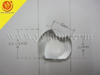 Original Projector Plastic Lens for VIVITEK D825