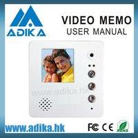 Free Shipping  Digital Video Memo Recorder  ADK-M4