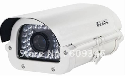 Weatherproof box camera with 700TVL Vehicle license plate recognition camera(filament lamp)(China (Mainland))