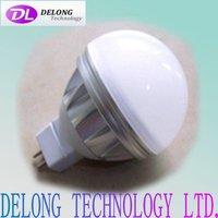 3W Epistar round MR16 led bulb free shipping