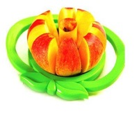 Hot sale multi-function ABS stainless Steel Fruit apple cutter Slicers,Fruit Divider,free shipping