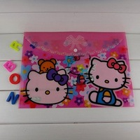Wholesale Lot of 30pcs, Mixed 15 Designs--Kids Cartoon A4 Documents Bag/ File Folder/ Stationery Holders/ File Bag, Kids Gift