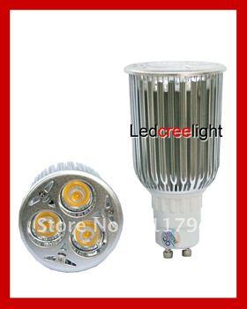 20 Pcs/ Lot led lamps for home  led 12W LED Gu10 (CREE LED) save 90% energy  2012 new product  12v