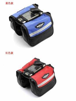 Application bicycle bilateral bag / cart beam / bicycle tube package increase BJ5-4-16