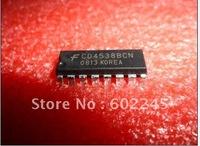 CD4538BCN  Dual Precision Monostable  IC &  Free Shipping