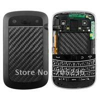 Free Shipping OEM Full Housing for Blackberry Bold 9900 / 9930Full Housing Case for BB9900