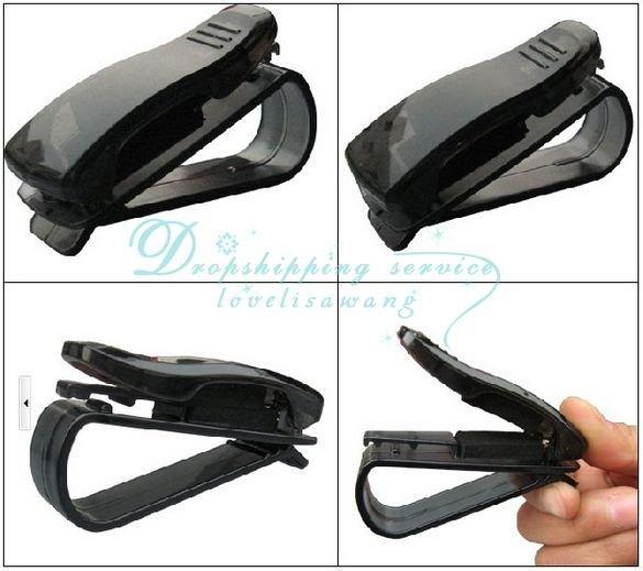 Wholesale Automotive supplies utility vehicle glasses folder multifunctional folder(China (Mainland))