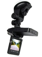 "H.264 720P Wide Angle Car DVR Camcorder w/ Mini USB/SD/HDMI (2.5"" LCD)/ sku:418,wholesale car Camera"