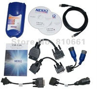 NEXIQ 125032 USB Link + Software Diesel Truck Diagnose Interface and Software