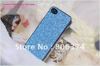 10pcs For iphone4 4g 4s hard case ,2012 new shiny diamond wafer housing cover
