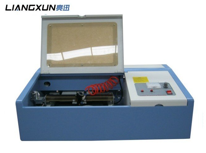 rubber stamp engraving machine LX40B(China (Mainland))
