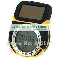6 in 1 (Electronic Compass, Altimeter, Barometer, Weather forecast, Thermometer, Time) Solar Multifunctional Digital Altimeter