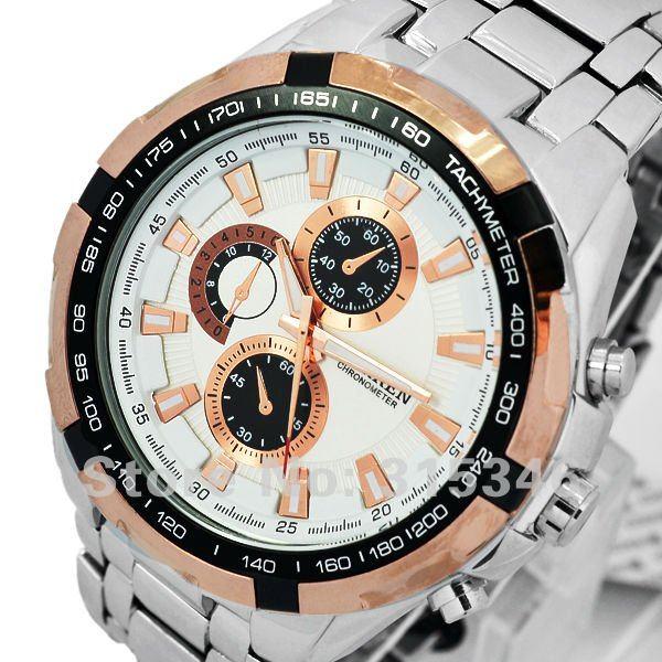 6 luxury mens watches under