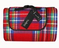 High-grade blended cashmere picnic mat and crawling pad.