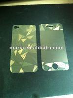 Diamond Screen Protector For iPhone 4 4S Screen Guard