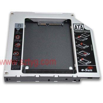 General 12.7MM SATA-SATA HDD Hard Drive Caddy for IBM ThinkPad ACER BENQ HP DELL ASUS free shipping