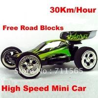 new kids toy Infinitely variable speeds Mini High Speed R/C car WL 2307