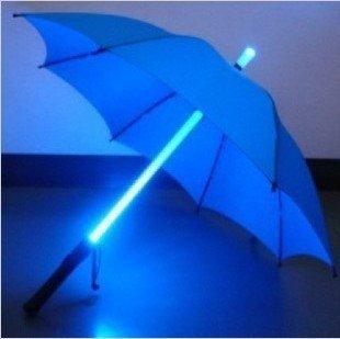Wholesale LED light umbrella novelty items Led flashlight umbrella