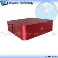 Factory Outlet: Ultra-small PC mac mini desktop Computer 52C-1: D525 CPU Dual 1.8GHz/DDR3 RAM/ SSD HD Optional: WIFI/Bluetooth