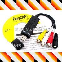 Easycap USB 2.0 Video TV DVD VHS Capture Edit Adapter Device