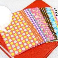 Офисные и Школьные принадлежности A30-165 /20 sheets per set/New polaroid message memo pattern sticker / photo sticker