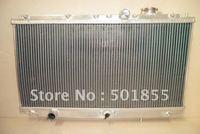 Fit for MITSUBISHI ECLIPSE  01-02  3.0L  aluminum racing car radiator
