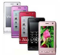 KU990 Original Unlocked  KU990 cell phone Touch screen phone  free shipping