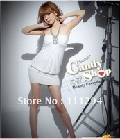Free Shipping Fashion Evening Dress Sexy Party  Dress 6005