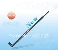 Free shipping 5pcs Lot Wifisky 10dbi 2.4 GHz SMA Omni Wireless Wifi Antenna