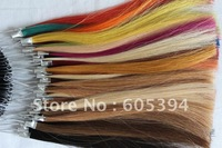 colour ring/ color chart with 38 colors for human hair extensions match /beauty salon use  78g/set  8inch