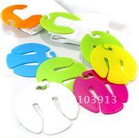 Free DHL/Fedex/UPS 50packs/Lot ( 5pcs/pack ) Plastic Sock Storage Clips/Sock Wash Clips