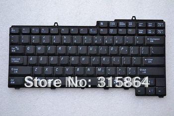 FREE SHIPPING+ NEW Laptop keyboard For DELL Inspiron 1501 1505 630M 6400 640M 9400 E1405 E1505 E1705 NC929