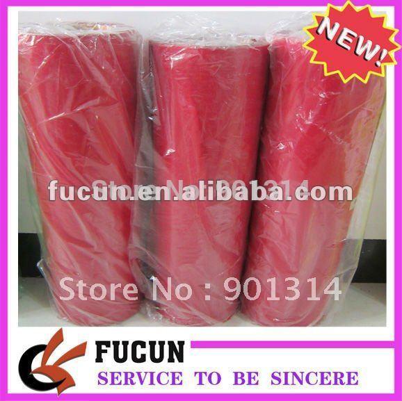 flock vinyl heat transfer,25 meters long,0.5 meter wide,heat transfer on garment(China (Mainland))