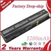 Free shipping! Bateria Notebook Laptop battey for HP Compaq Pavilion DV4 DV5 HSTNN-XB73 HSTNN-IB73 HSTNN-LB72 G50-100 KB7038