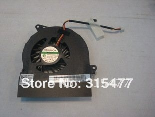 FREE SHIPPING new laptop cooling fan for DELL INSPIRON 1320 P/N: CN-0GM6DC(China (Mainland))
