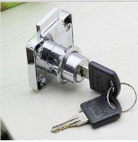 5PCS/LOT Furniture Hardware Drawer Cabinet Lock/Door Lock(2 KEYS)