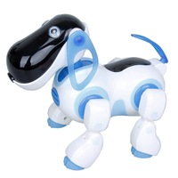 Surplus-genuine remote controlled electronic music electronic dog/pet's more fun early childhood education intelligent toy 3-7