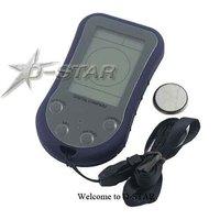 Free Shipping Multi Digital Altimeter Compass Barometer Large LCD