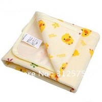 Baby supply the little yellow ducks design waterproof breathable every urine pad (3 pcs)