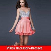 Платья на выпускной phica dr01