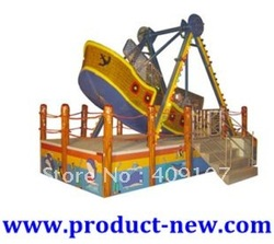 NEW!!! Amusement Park Equipment Pirate Ship , playground equipment, inflatable castle, children's playground(China (Mainland))