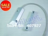 wholesale Aluminum Rolling door Magnetic Sensor (rolling door detector) Alarm Door Security System OC-55 + free shipping