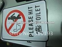 Outdoor Floor Sticker